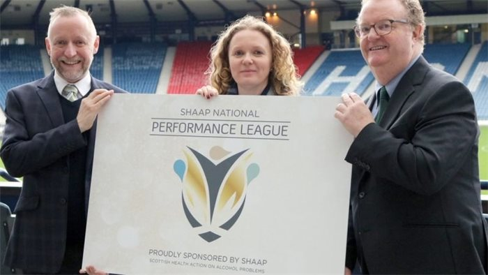 Alcohol harm clinical group is named new Scottish Women's Football sponsor