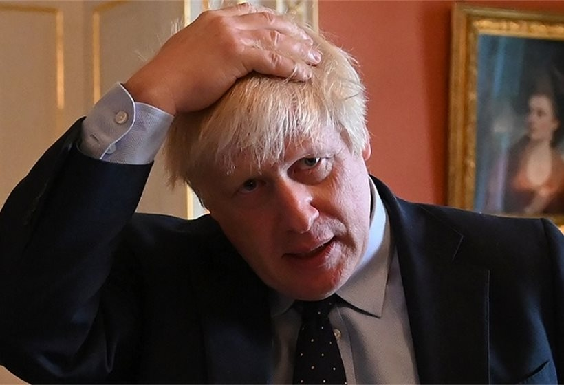 There's a terrifying pattern of mendacity to Boris Johnson's government