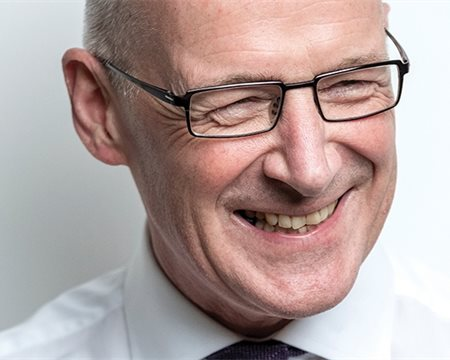 John Swinney appointed cabinet secretary for COVID recovery