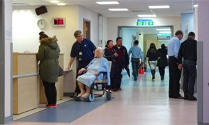MSPs begin inquiry into infection control in Scotland's hospitals