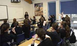 Scottish schools teaching up to four qualifications in same classroom