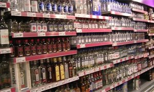 Alcohol sales fall to lowest since 1994 in wake of MUP