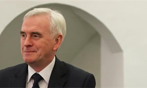 John McDonnell rules out electoral pact with SNP