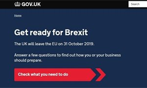 UK Government launches online campaign in preparation for Brexit