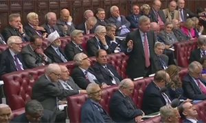 Lords agree to pass all stages of anti-no deal Brexit bill