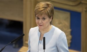 Nicola Sturgeon visits Berlin to 'share Scotland's perspective on Europe'