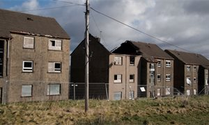 Councils urged to do more as survey shows three-quarters of Scots think empty houses cause anti-social behaviour