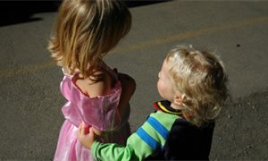 First born children 'given attainment advantage' in early years