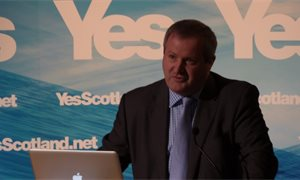 Ian Blackford selected as new SNP Westminster leader