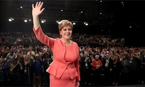 Sturgeon to scrap non-residential social care charges if re-elected