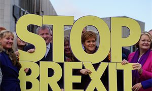 SNP urges next UK Government to back 'green energy deal'