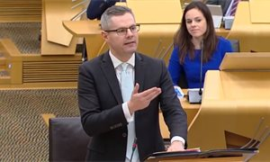 Scottish budget delayed due to election