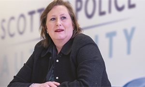 Susan Deacon resigns as chair of the Scottish Police Authority, saying police governance is 'fundamentally flawed'