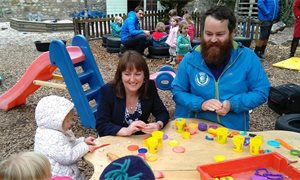 Scottish Government prepares for childcare expansion