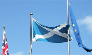 Brexit is fuelling a surge in support for Scottish independence, says John Curtice