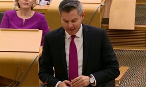 Derek Mackay resigns as finance secretary