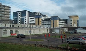 Unite calls for free hospital car parking for NHS staff in Scotland