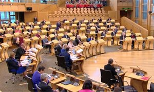 Holyrood committee seeking views from business and workers on virus impact