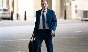 Keir Starmer demands government publish lockdown exit strategy this week