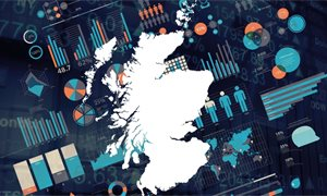 Scottish GDP could drop by a third because of COVID-19 lockdown