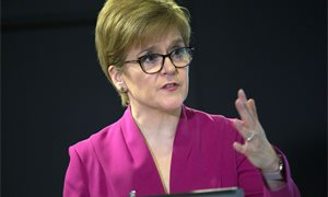 Nicola Sturgeon warns of 'new normal' with phased end to lockdown