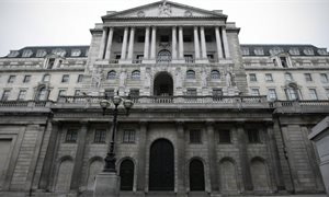 Bank of England buys £200bn of government debt to 'spread the cost to society'