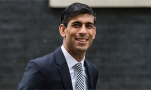 Rishi Sunak 'to ask employers to start paying a fifth of wages' from August