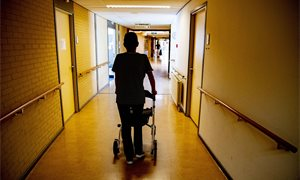 Care home deaths involving COVID-19 overtake deaths in hospital