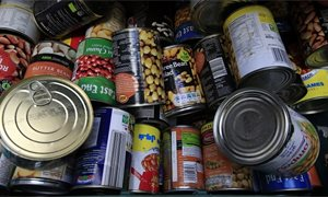 Scotland's foodbanks see 62 per cent increase in food parcels for children