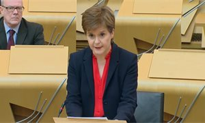 Nicola Sturgeon announces new dates for easing lockdown
