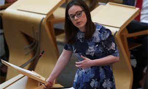 Kate Forbes asks UK Government for new powers over Scottish budget