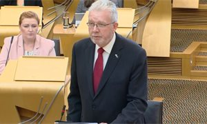 Scottish Government will 'fight tooth and nail' against UK internal market plans, Mike Russell says