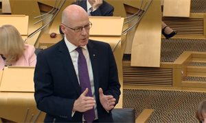 John Swinney has 'heard the anger of students' ahead of exams statement