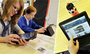e-Sgoil online learning platform expanded to support range of National and Higher subjects