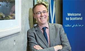 Alasdair Allan launches consultation on saving Gaelic as a community language