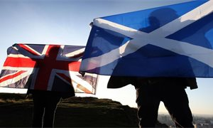 Support for Scottish independence at record high
