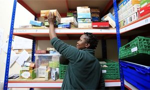 Food banks to receive digital boost from tech initiative