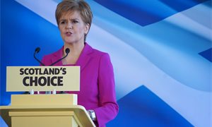 Nicola Sturgeon: Indyref2 should be 'in earlier part' of next parliamentary term