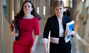 Scottish budget should not be subject to the 'disinterested whims of a distant Tory government'