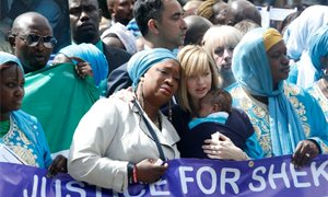 Public inquiry into the death of Sheku Bayoh begins