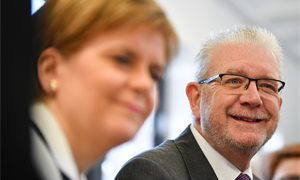 Indyref2: Draft bill could propose fresh vote this year