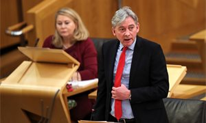 Richard Leonard quits as Scottish Labour leader