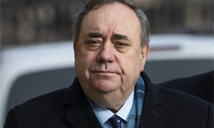 Alex Salmond invited to give evidence at Holyrood committee on Friday