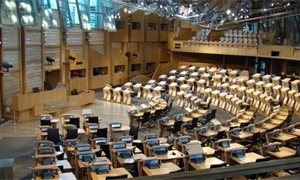 SNP on track to win majority at Holyrood, poll finds