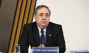 Salmond: FM broke ministerial code but it's not for me to suggest consequences