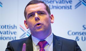 Douglas Ross: Give voters the power to recall MSPs
