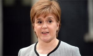 Nicola Sturgeon: The realities of COVID will guide independence referendum timetable