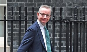 Michael Gove refuses to rule out court action over second independence referendum