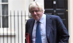 Boris Johnson reprimanded by UK statistics chief for '£350m Brexit payments' claim