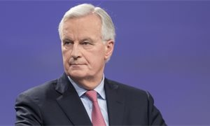 Michel Barnier rules out Theresa May's post-Brexit customs plan